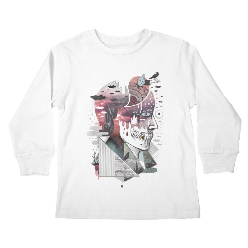 Spectropia Kids Longsleeve T-Shirt by ordinary fox