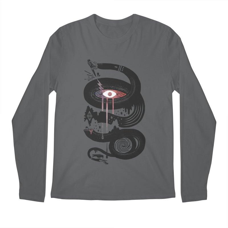 Intervolve Men's Regular Longsleeve T-Shirt by ordinary fox