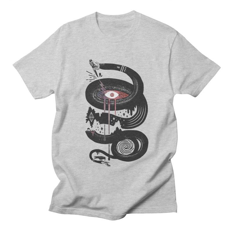 Intervolve Men's T-Shirt by ordinaryfox