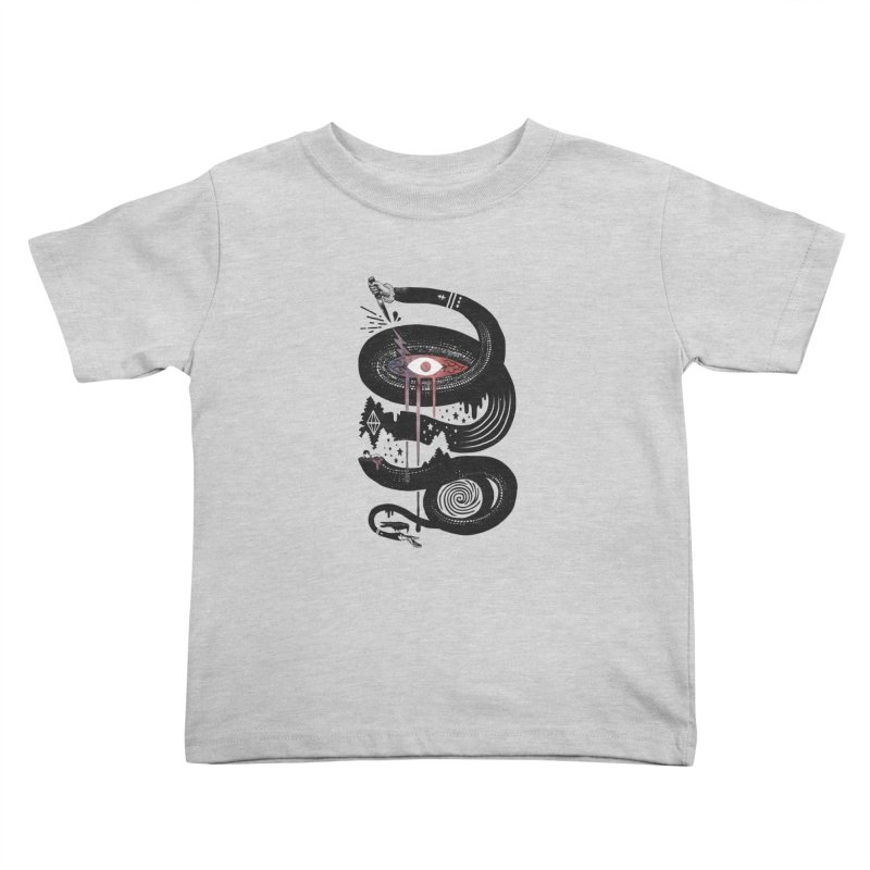 Intervolve Kids Toddler T-Shirt by ordinary fox