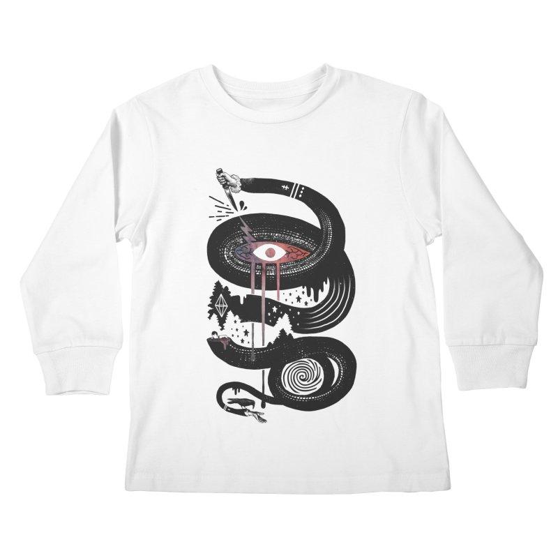 Intervolve Kids Longsleeve T-Shirt by ordinary fox