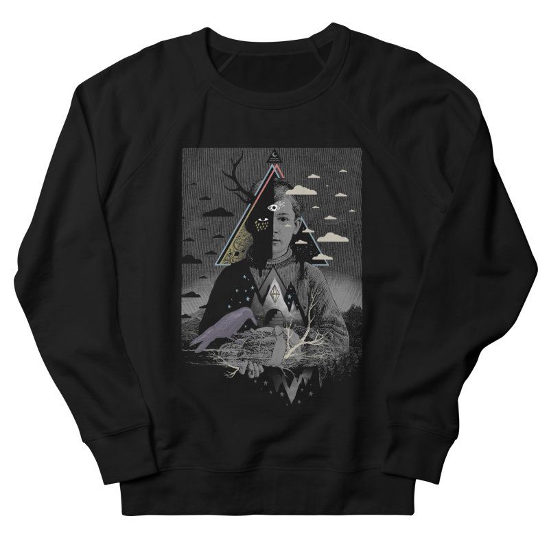 Exile Men's French Terry Sweatshirt by ordinary fox