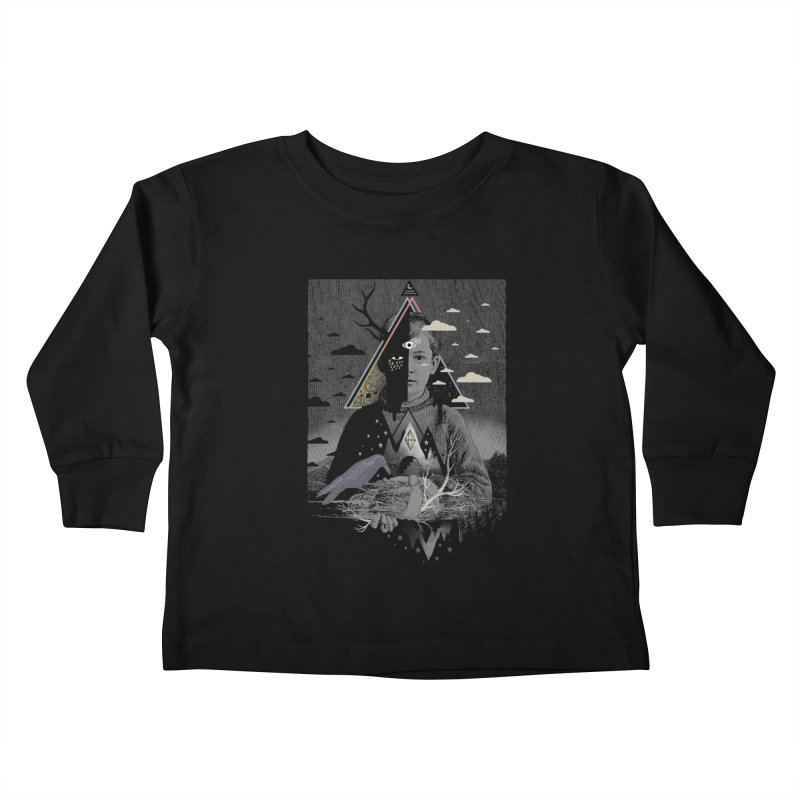 Exile Kids Toddler Longsleeve T-Shirt by ordinary fox