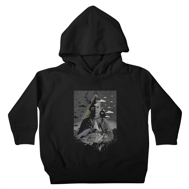 Exile Kids Toddler Pullover Hoody by ordinary fox