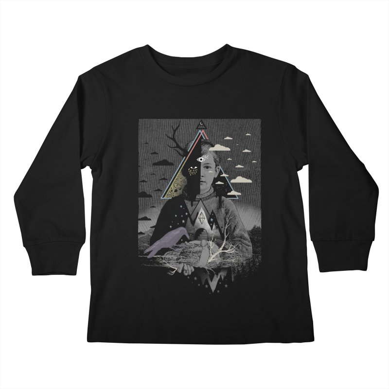 Exile Kids Longsleeve T-Shirt by ordinary fox