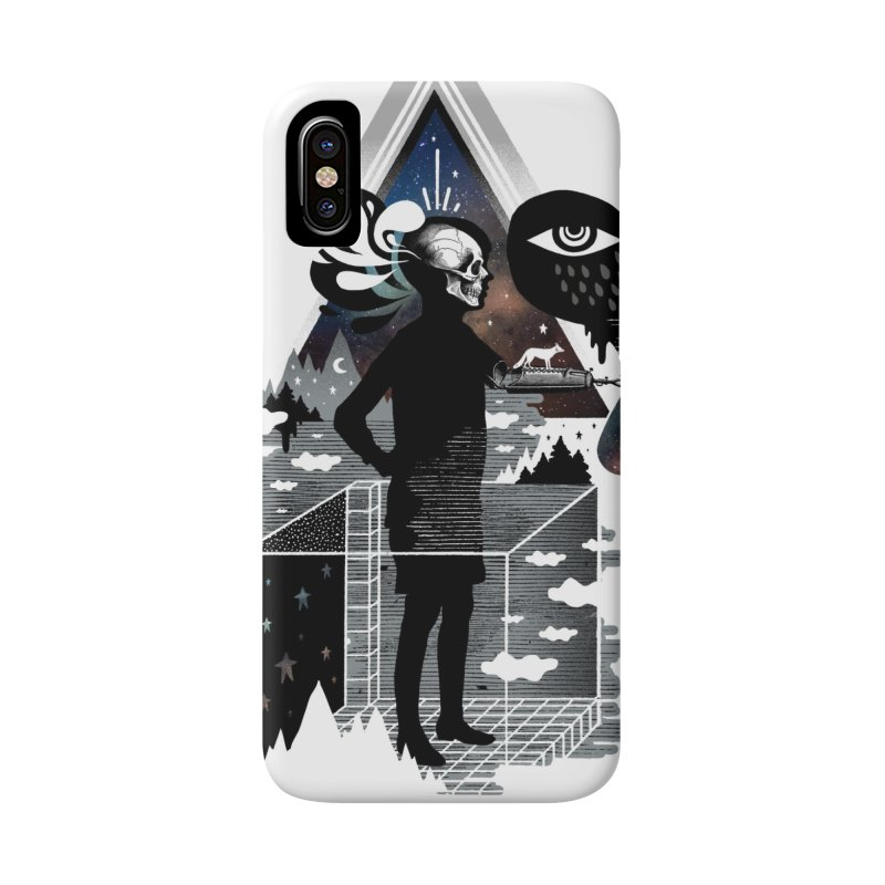 Ghosts Accessories Phone Case by ordinary fox