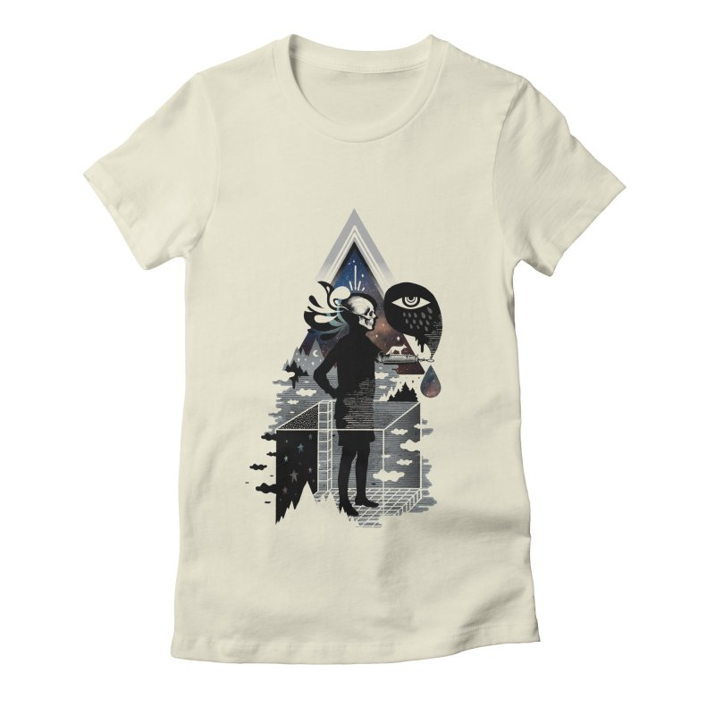 Ghosts Women's T-Shirt by