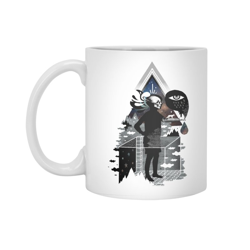 Ghosts Accessories Mug by