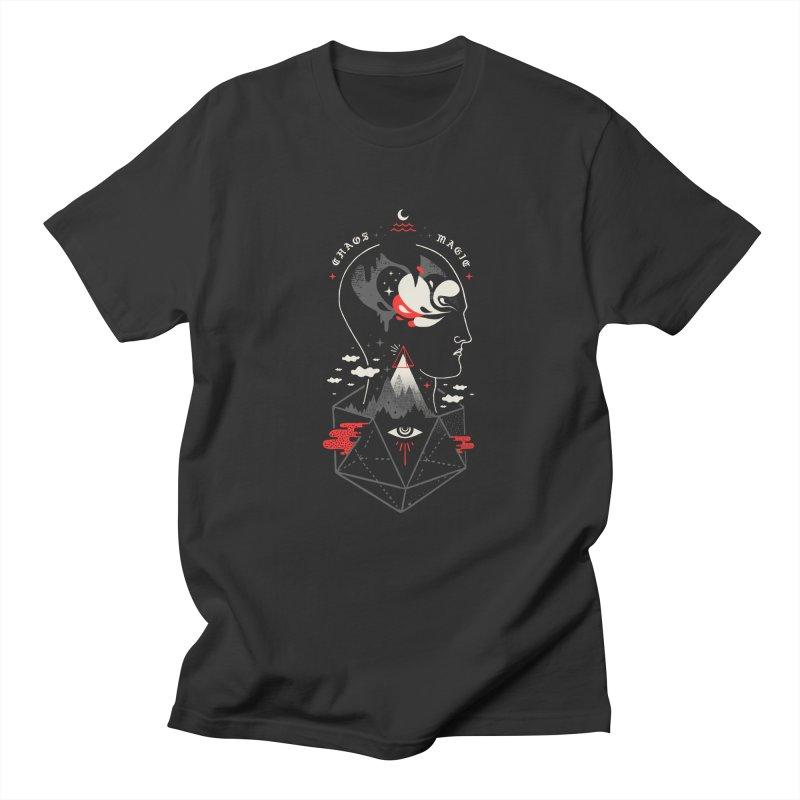 Chaos Magic Men's T-Shirt by ordinary fox