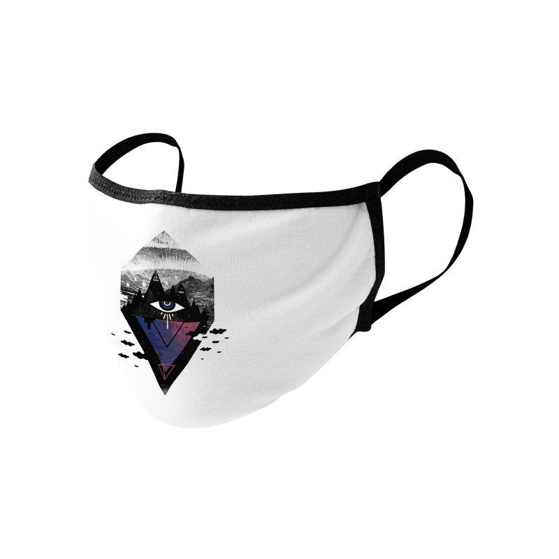 Secret Soul Accessories Face Mask by ordinaryfox