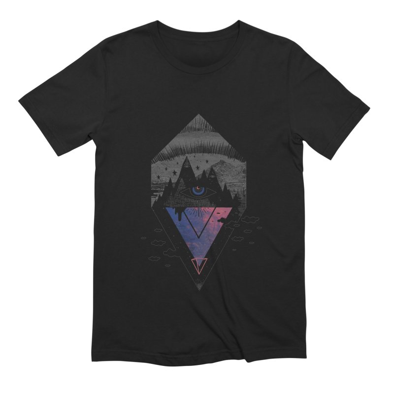 Secret Soul Men's Extra Soft T-Shirt by ordinary fox