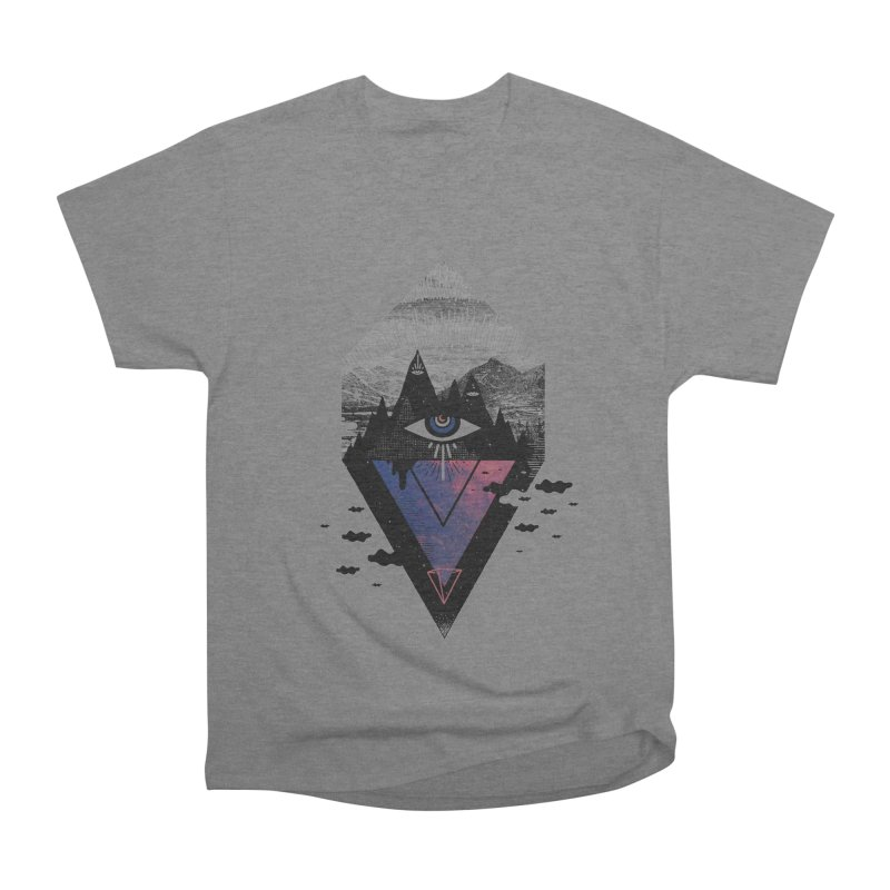 Secret Soul Men's Heavyweight T-Shirt by ordinary fox