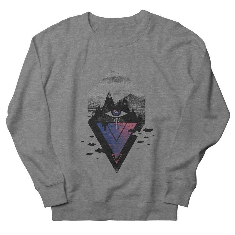 Secret Soul Men's French Terry Sweatshirt by ordinary fox
