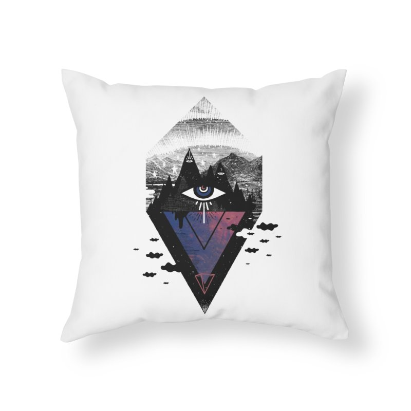 Secret Soul Home Throw Pillow by ordinary fox