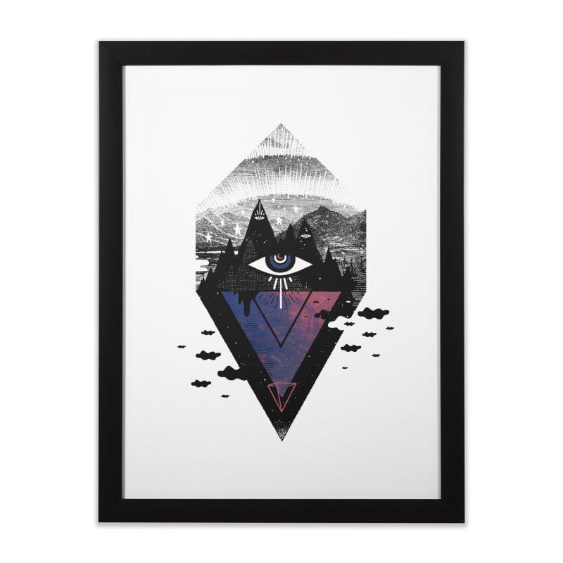 Secret Soul Home Framed Fine Art Print by ordinary fox
