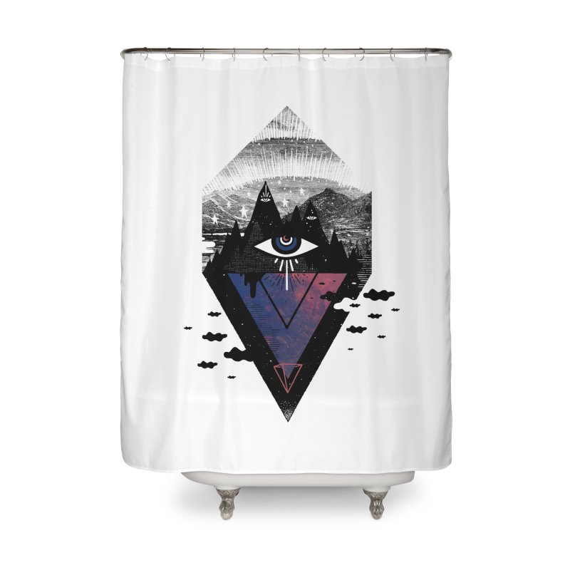 Secret Soul Home Shower Curtain by ordinary fox