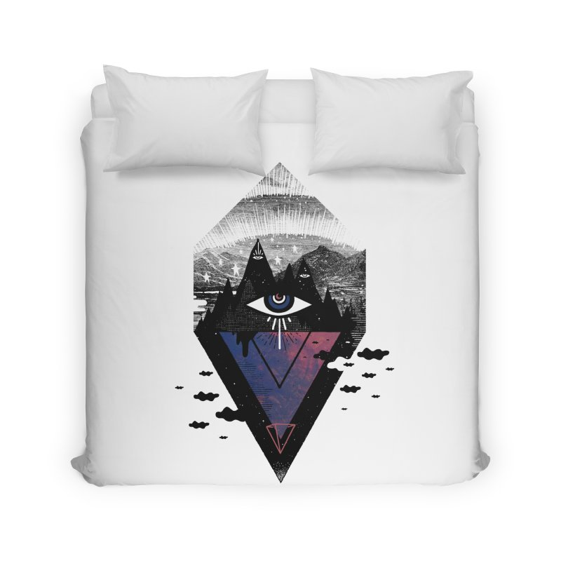 Secret Soul Home Duvet by ordinary fox