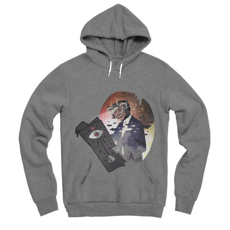 Ancient Trade Men's Sponge Fleece Pullover Hoody by ordinary fox