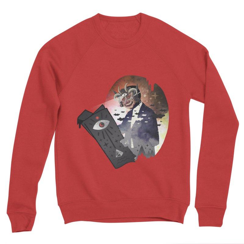 Ancient Trade Men's Sponge Fleece Sweatshirt by ordinary fox