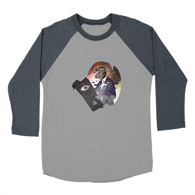Ancient Trade Women's Baseball Triblend Longsleeve T-Shirt by