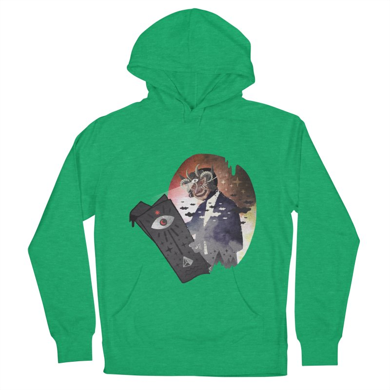 Ancient Trade Women's French Terry Pullover Hoody by ordinary fox