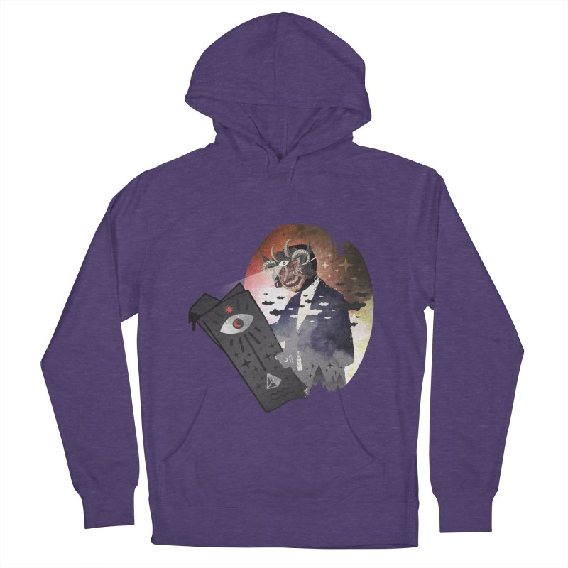 Ancient Trade Men's French Terry Pullover Hoody by ordinary fox