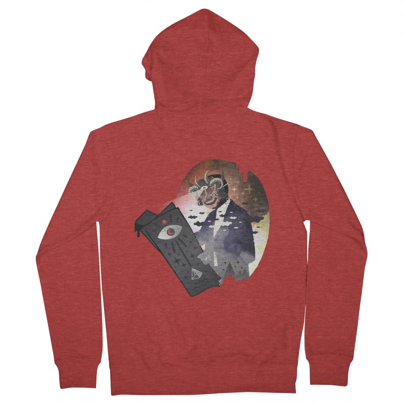 Ancient Trade Women's French Terry Zip-Up Hoody by ordinary fox