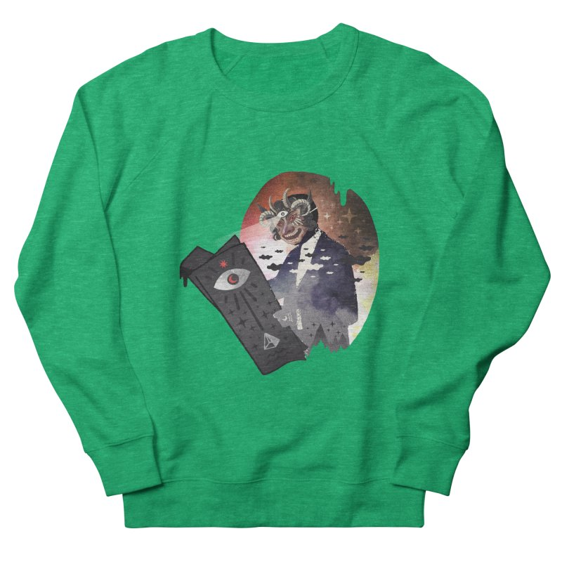 Ancient Trade Men's French Terry Sweatshirt by ordinary fox