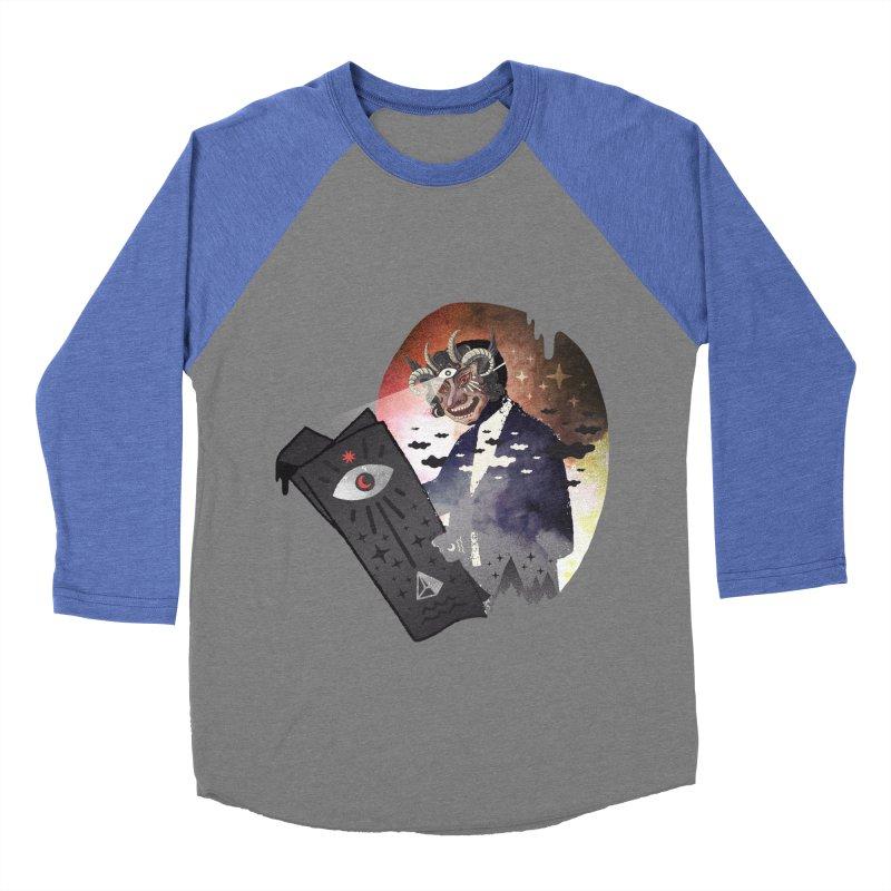 Ancient Trade Men's Baseball Triblend Longsleeve T-Shirt by ordinary fox