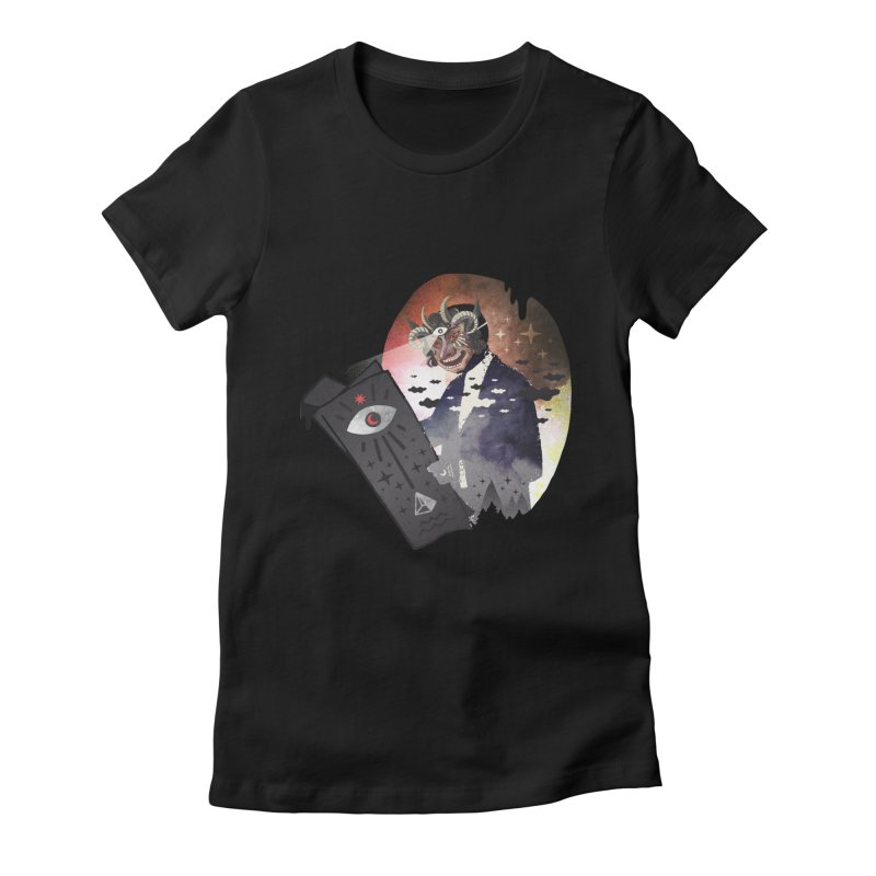 Ancient Trade Women's Fitted T-Shirt by