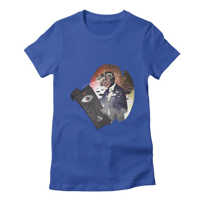 Ancient Trade Women's Fitted T-Shirt by ordinary fox