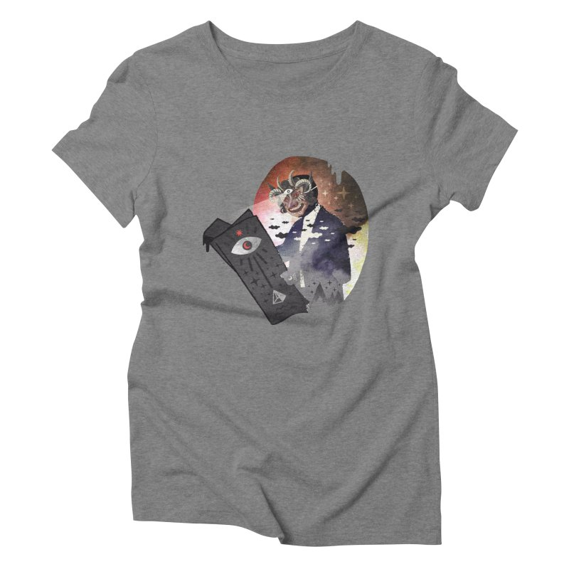 Ancient Trade Women's Triblend T-Shirt by