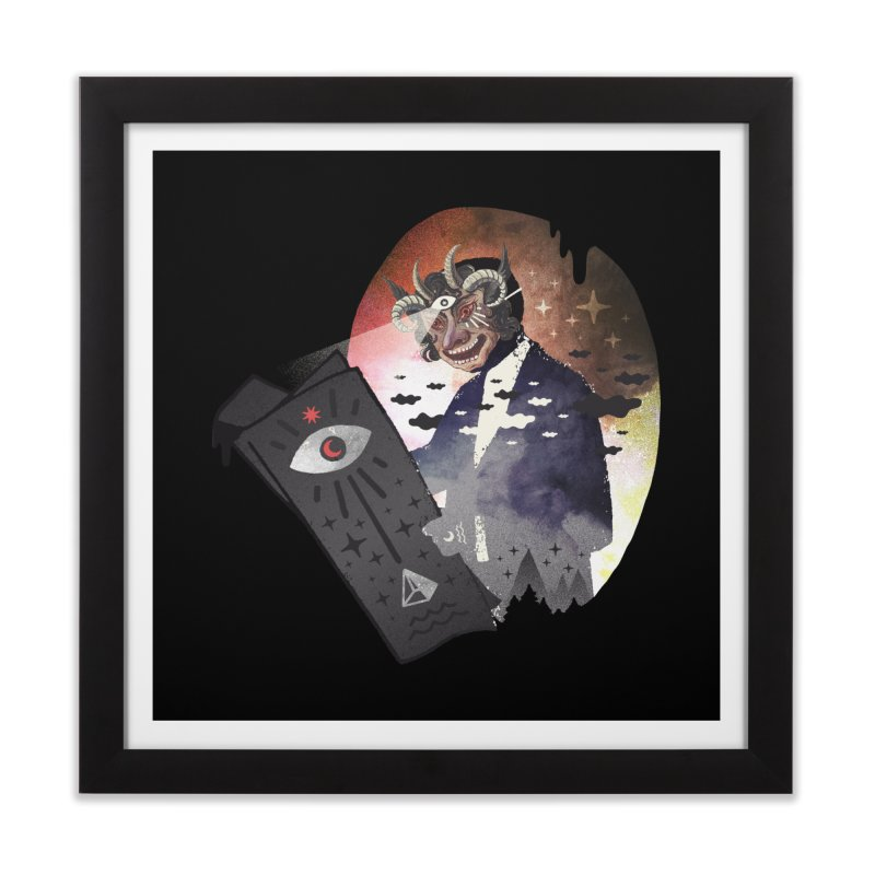 Ancient Trade Home Framed Fine Art Print by