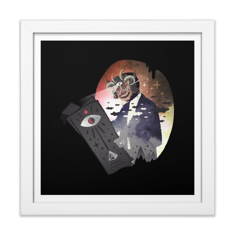 Ancient Trade Home Framed Fine Art Print by ordinaryfox