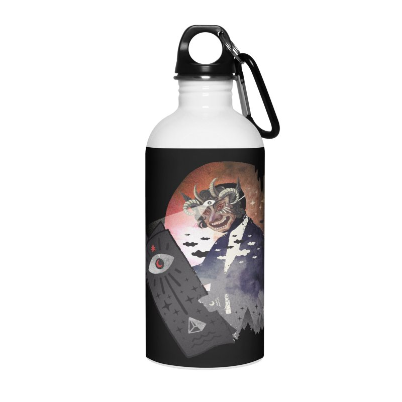 Ancient Trade Accessories Water Bottle by ordinary fox