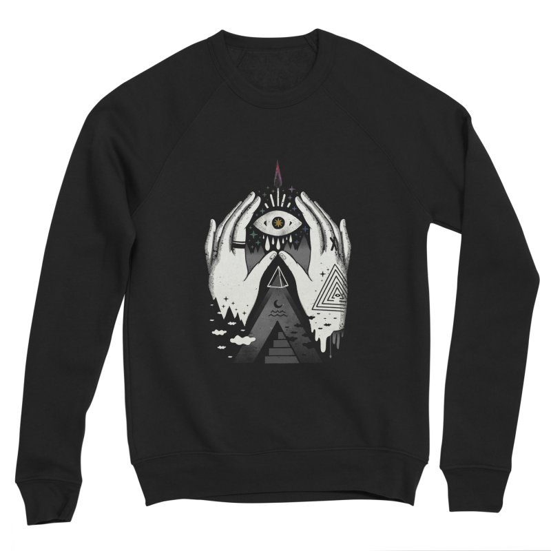 Summoner Men's Sweatshirt by ordinary fox