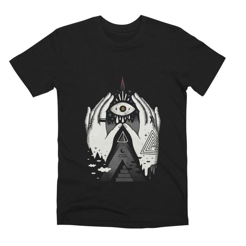 Summoner Men's Premium T-Shirt by ordinary fox