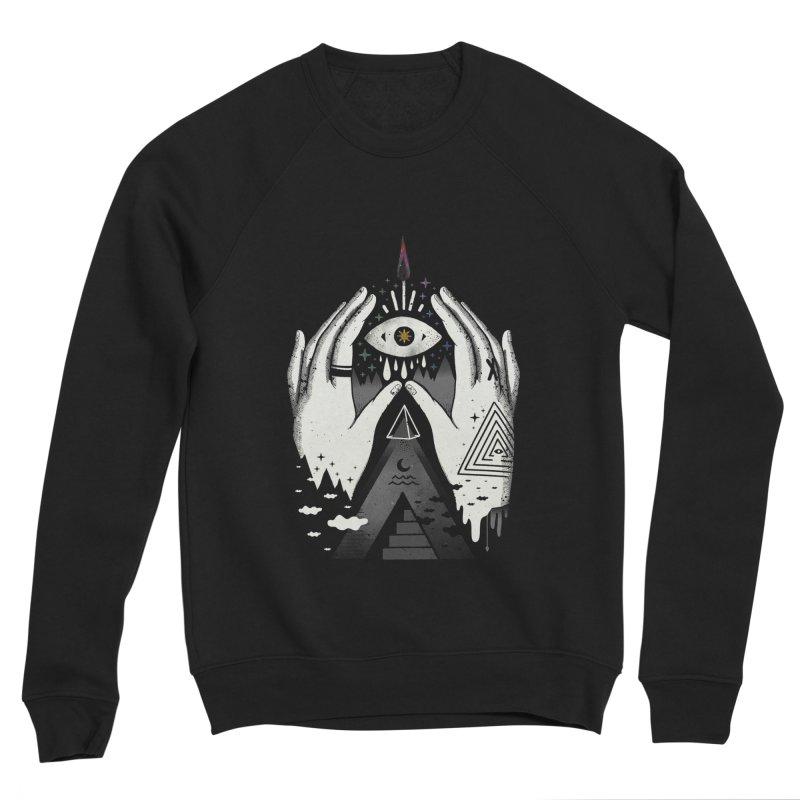 Summoner Men's Sponge Fleece Sweatshirt by ordinary fox