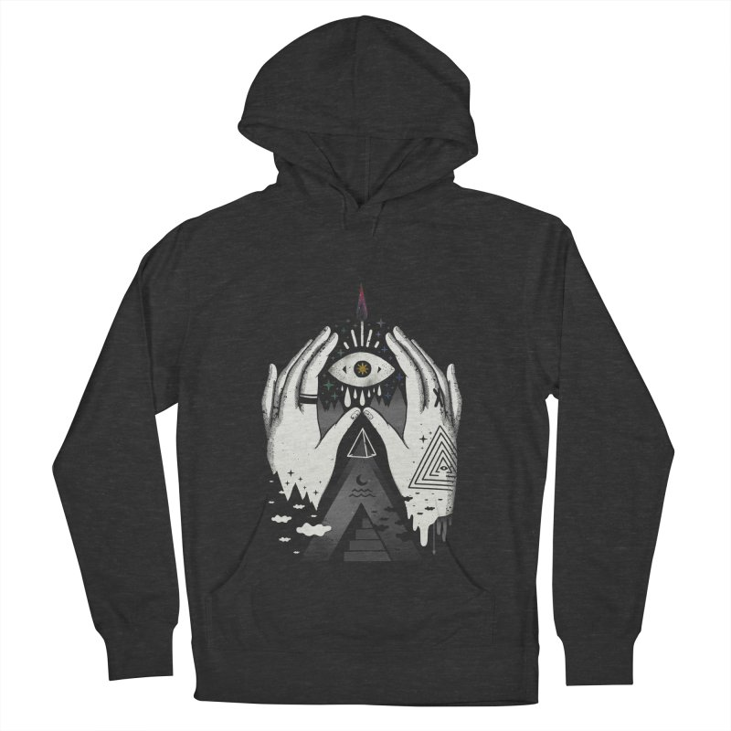 Summoner Men's French Terry Pullover Hoody by ordinary fox