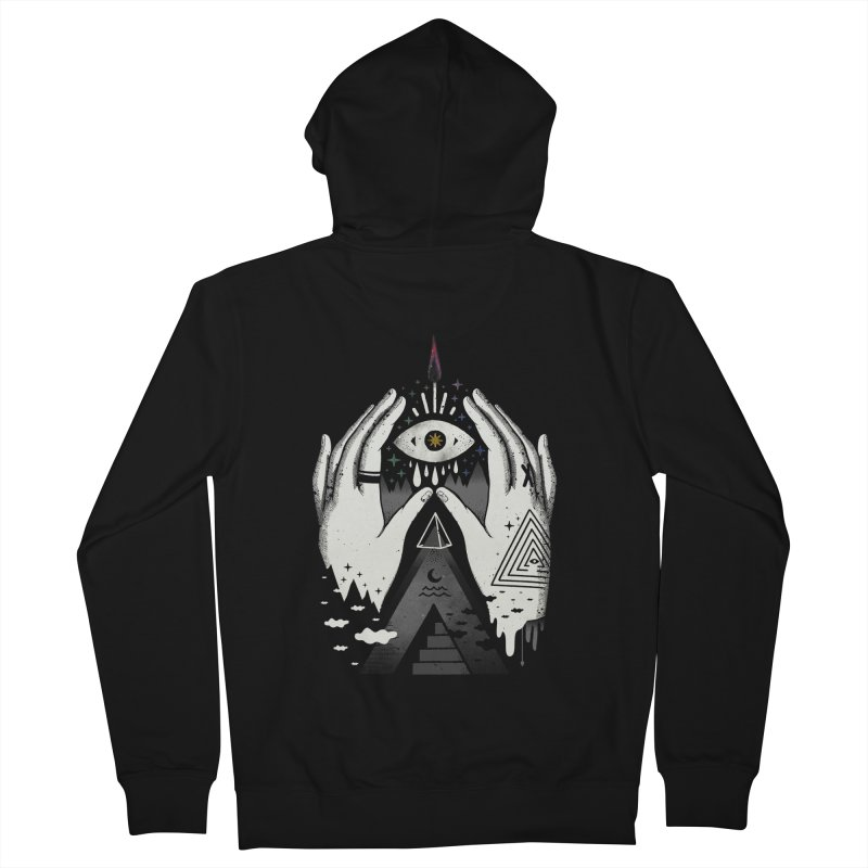 Summoner Men's Zip-Up Hoody by ordinaryfox
