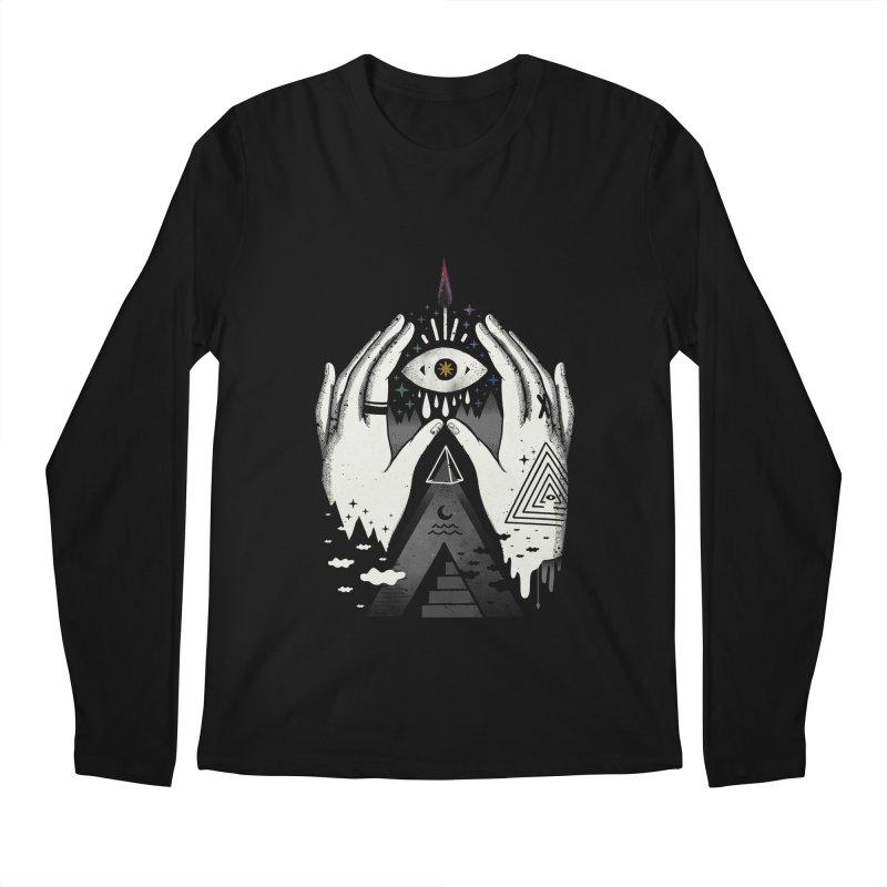 Summoner Men's Regular Longsleeve T-Shirt by ordinary fox