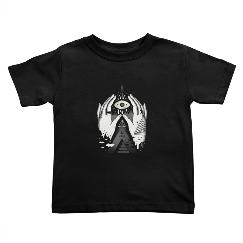 Summoner Kids Toddler T-Shirt by ordinary fox