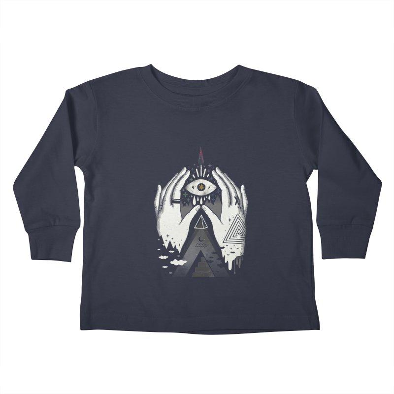 Summoner Kids Toddler Longsleeve T-Shirt by ordinary fox