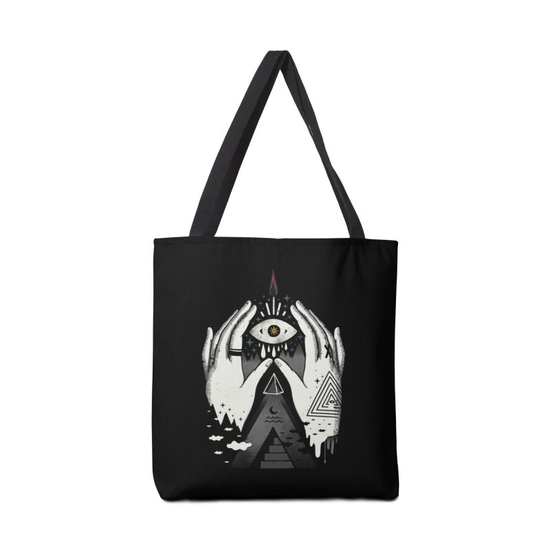 Summoner Accessories Tote Bag Bag by ordinary fox