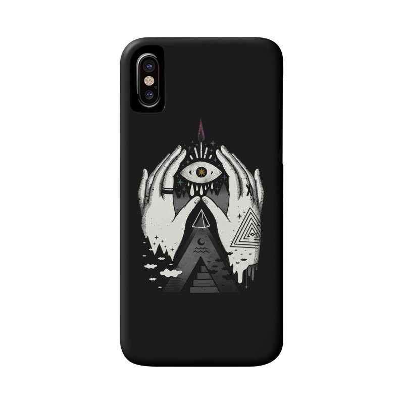 Summoner Accessories Phone Case by ordinary fox