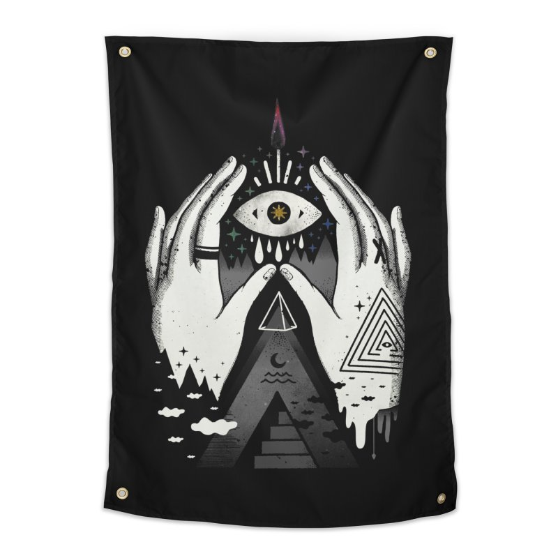Summoner Home Tapestry by ordinary fox