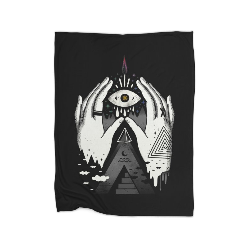 Summoner Home Blanket by
