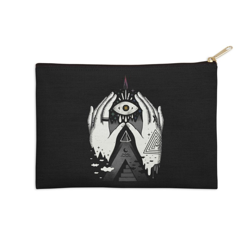 Summoner Accessories Zip Pouch by ordinary fox
