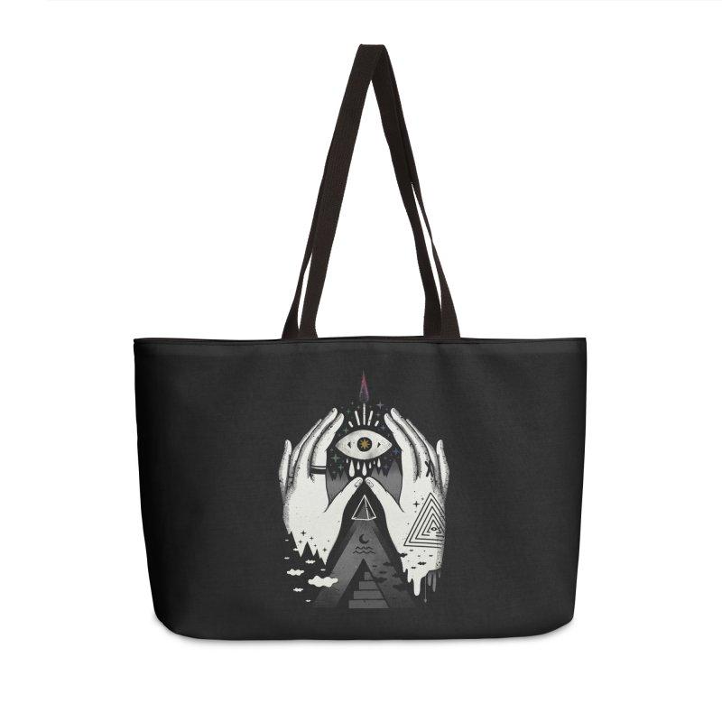 Summoner Accessories Weekender Bag Bag by ordinary fox