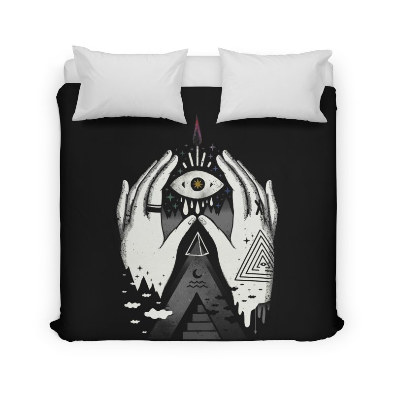 Summoner Home Duvet by ordinary fox